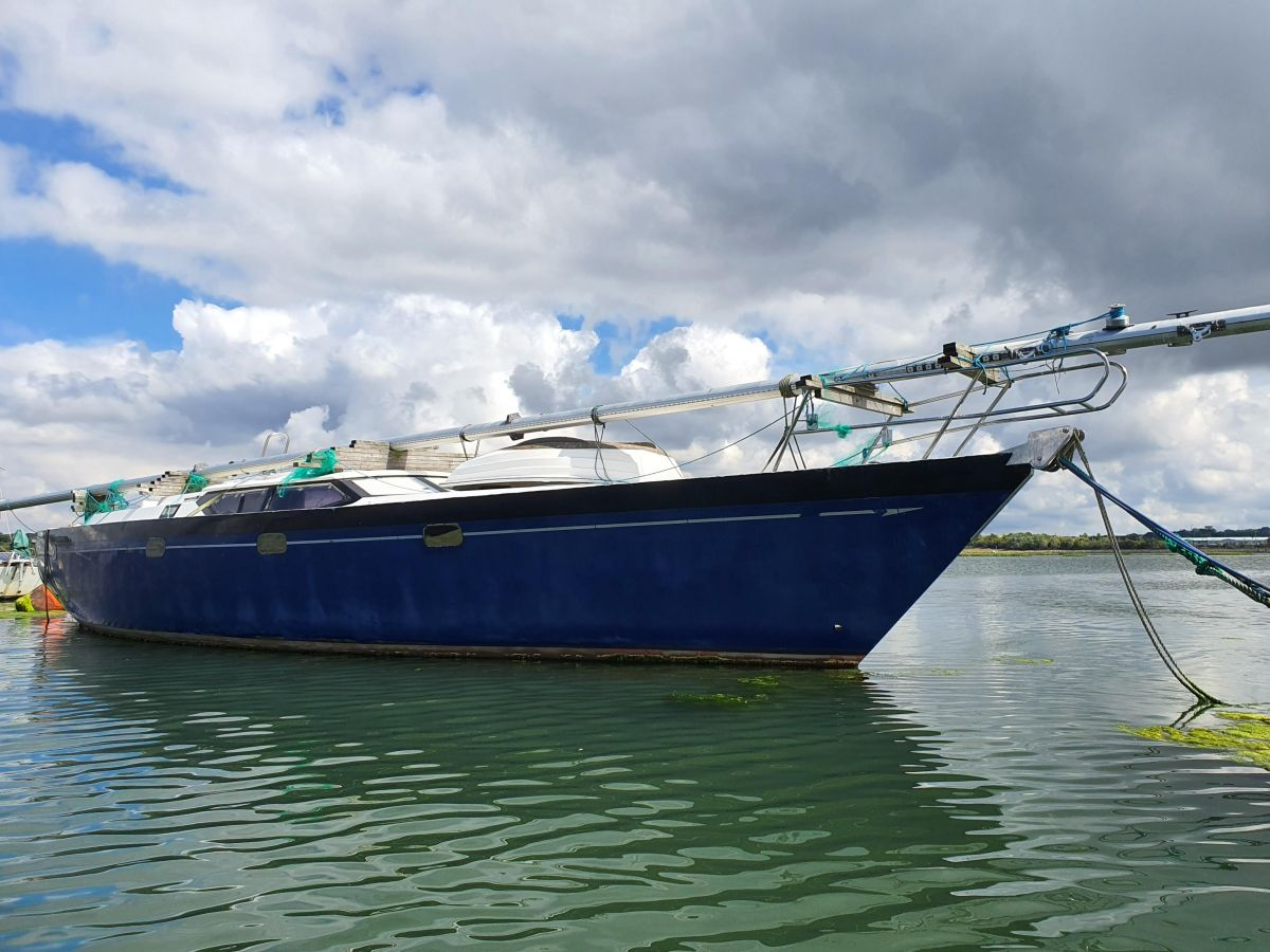 Oyster 49 for sale
