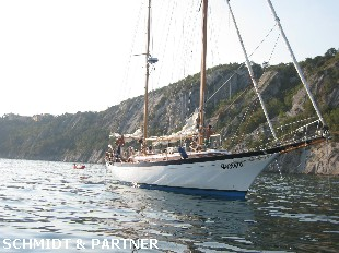 Cheoy Lee Clipper Ketch 48 for sale