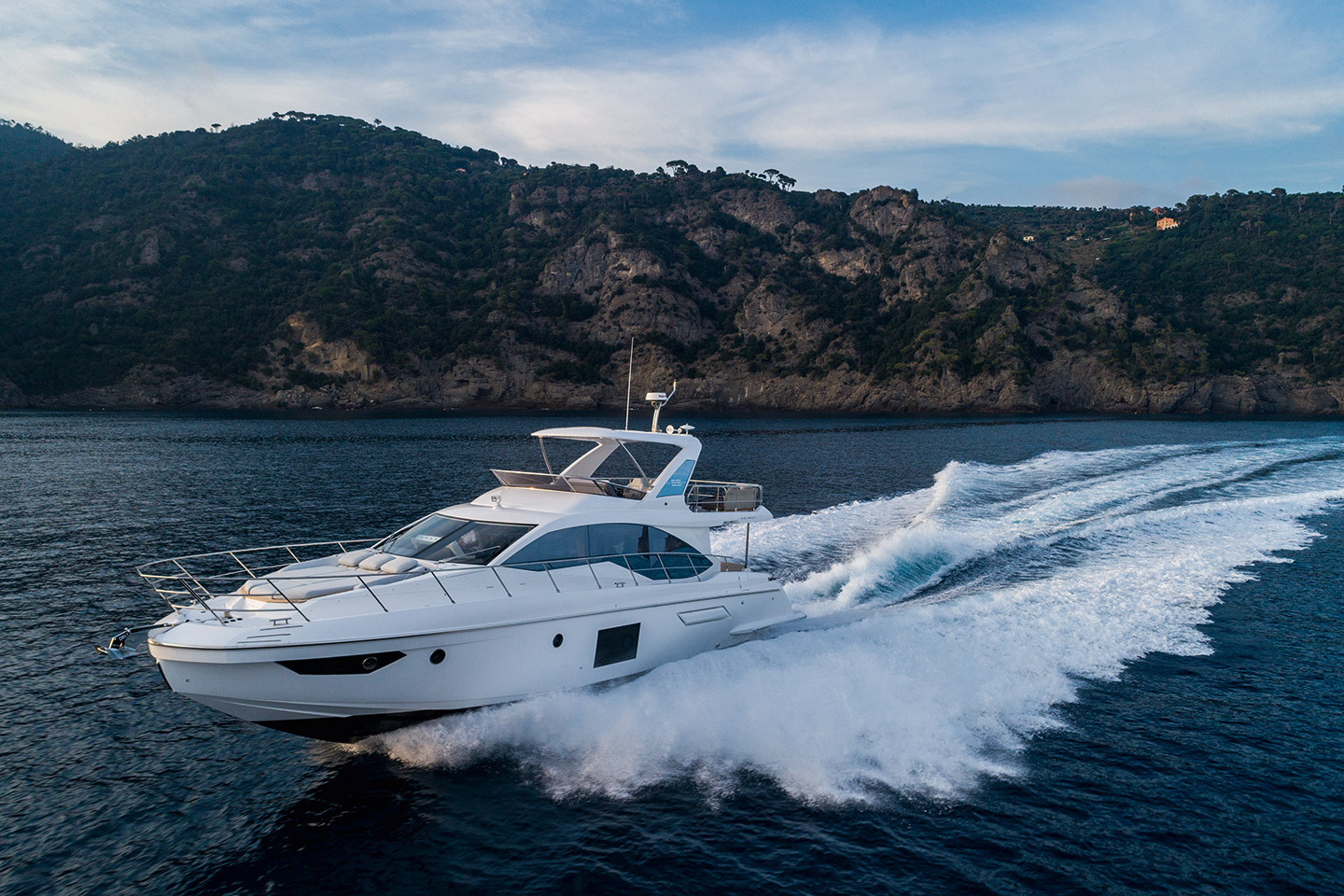 Azimut 55 Fly for sale