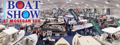 Hartford Boat Show at Mohegun Sun 2021