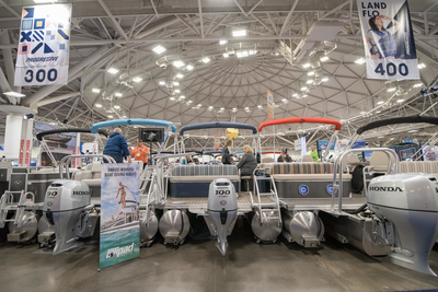 !! CANCELED !! Minneapolis Boat Show 2021
