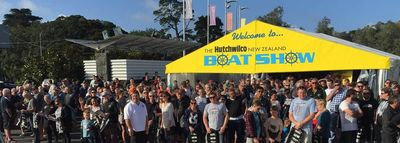 HUTCHWILCO NEW ZEALAND BOAT SHOW 2021