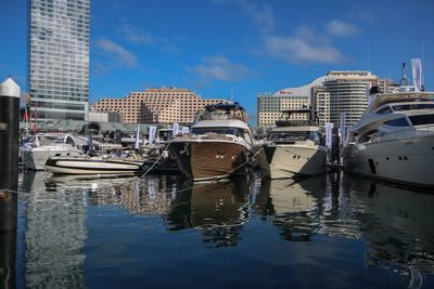 Sydney International Boat Show 2021
