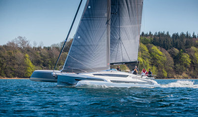Dragon 40 wins European Yacht of the year 2021 - Performance Cruiser