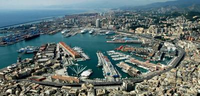 Genova, Italy will host the finish of The Ocean Race Europe